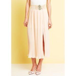 Endless Rose Dresses & Skirts - Endless Rose Pleated Midi Skirt
