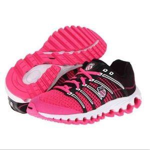K-Swiss Shoes - K-Swiss Running Shoes Woman's Tubes 100