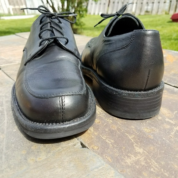 j crew j crew black oxford dress shoes from s