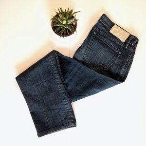 Loomstate Denim - Loomstate Flux Organic Cotton Straight Leg Jeans