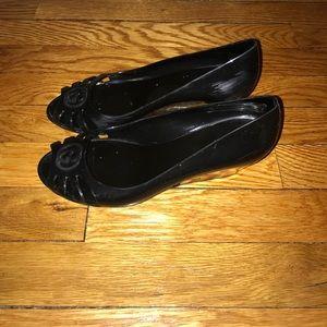 bc0c8386009a2 ... Gucci Shoes - Gucci marola jelly wedge popular stores c9655 e346e ...