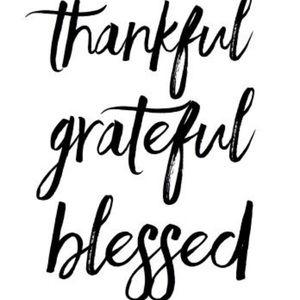Jewelry - Thankful