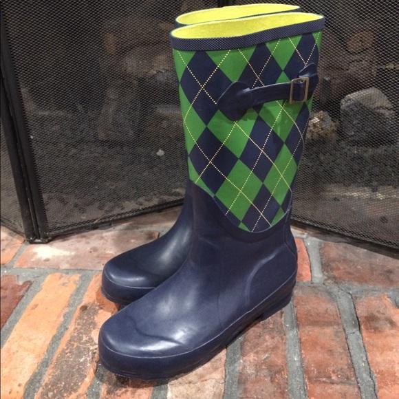 20c138dfc54 L.L. Bean women's Wellie rain boots size 8