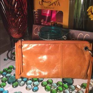 HOBO Handbags - HOBO Leather Wristlet