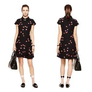 kate spade Dresses & Skirts - 24hrSale❗️Kate Spade Petite Florals Ruffle Dress 6