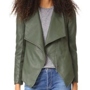 BB Dakota Jackets & Blazers - BB Dakota Carmen Vegan Leather Jacket