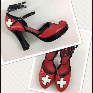 Ellie Shoes - Ellie heels