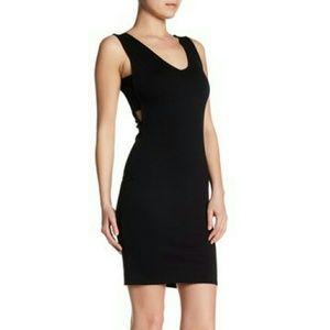 The Vanity Room Dresses & Skirts - ❤ NWT Vanity Room V-Neck Bodycon Side Cut Dress