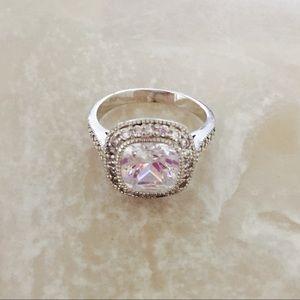 Nordstrom Jewelry - Statement Ring Cubic Zirconium Sz 8