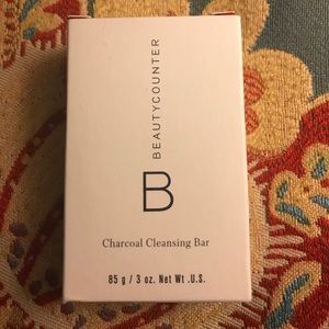 NWT BeautyCounter Charcoal Cleansing Bar