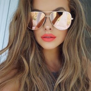 Quay Australia Accessories - Quay x Desi Perkins High Key Sunglasses