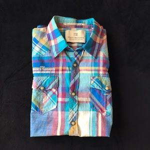 Scotch & Soda Other - Scotch and soda button down men's shirt