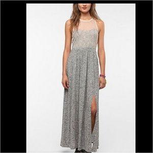 Kimchi Blue Dresses & Skirts - Kimchi blue side slit maxi