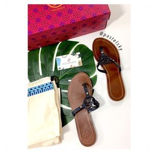 Tory Burch Shoes - authentic TORY BURCH mini miller sandals
