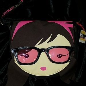 Harajuku Lovers Handbags - Harajuku by Gwen Stefani messenger bag