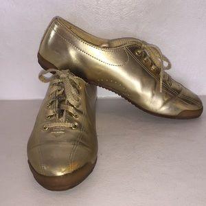 L.A. Gear Shoes - Vintage Gold LA Gear sneakers