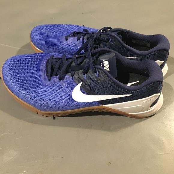 975b4a198d20 Nike Metcon 3 Paramount Blue   White 852928-400