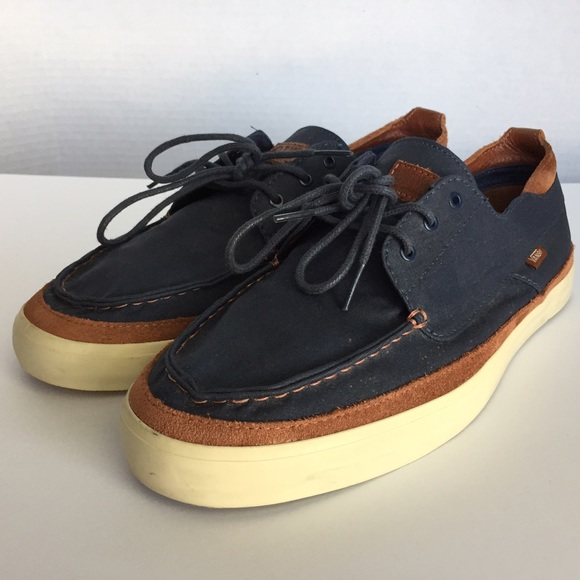 990c847f20 11.5 - Men s Vans OTW Cobern style shoe in Blue. M 58f056b736d5942a5f026143