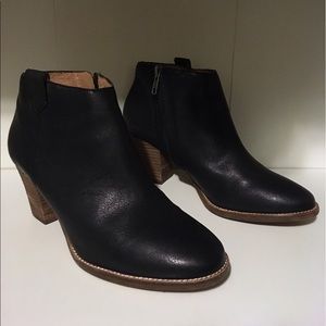 Madewell Shoes - Madewell Billie Boot Black Size 6.5