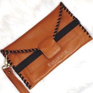 B-Low the Belt Handbags - B-Low The Belt Envelope Style Wristlet/Clutch