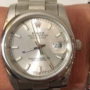 Rolex Accessories - Rolex  Datejust II women's watch