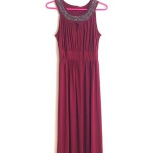 Dresses & Skirts - Maroon Prom Dress