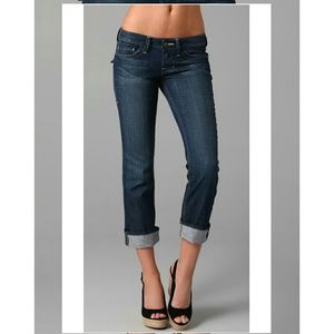 William Rast Denim - Womens William Rast Belle capri jeans
