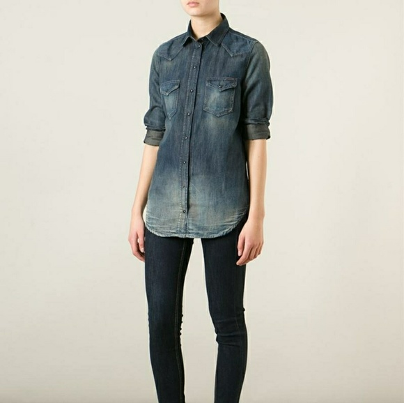 Diesel shirts for women