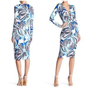 Yumi Kim Dresses & Skirts - Yumi Kim Fool For Love Blue Jersey Dress