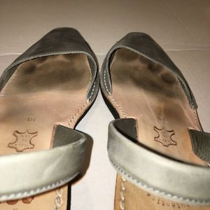1fbd83a716da Pons Avarcas Shoes - Pons Avarcas Wedge in Grey Size 10