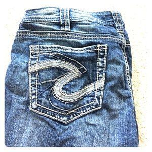 Silver Jeans Denim - Silver jeans aiko bootcut sz 32 x 29 awesome 👏