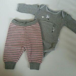 Burt's Bees Baby Other - Newborn Baby Matching Set