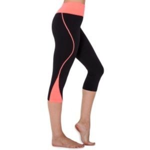 Electric Yoga Pants - •⚡️🆕 !⚡️{Electric Yoga} Fluorescent Red Crop!•