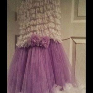 Halabaloo Dresses & Skirts - Girls modeling/pageant dress