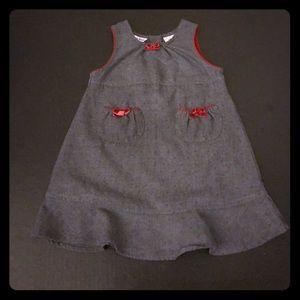 Toddler girl 3T Blueberi Blvd sleeveless dress