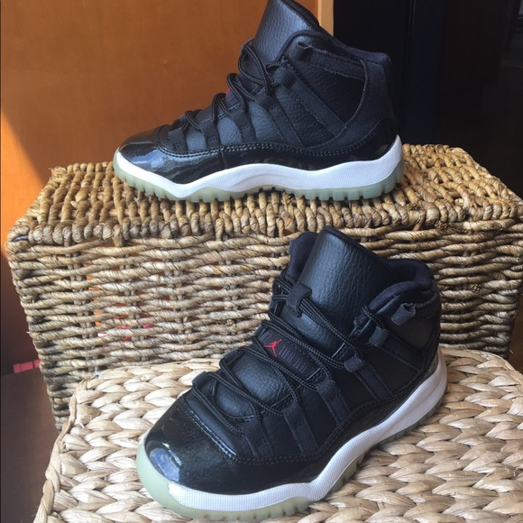 31a6490507b Nike Shoes | Air Jordan Retro 11 Gym Red Anthracite Sz 115c | Poshmark