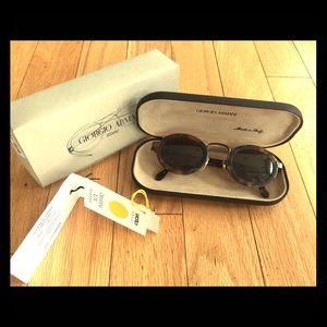 Giorgio Armani Other - Giorgio Armani vintage sunglasses!