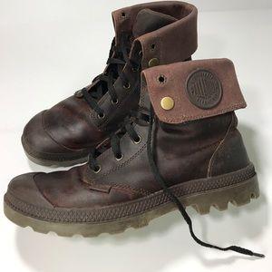 Palladium  Shoes - Palladium Leather Boots