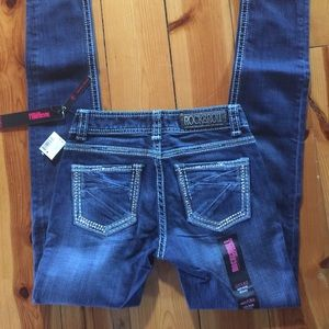 Rock & Roll Cowgirl Denim - NWT🐮Rock and Roll cowgirl straight leg jeans.