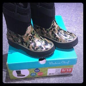 Western Chief Other - Western Chief wilderness camo neoprene rain boots