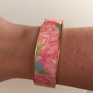Lilly Pulitzer Jewelry - Lilly Pulitzer First Impression Boca Bangle 🌸