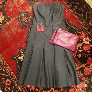 Isaac Mizrahi for Target Strapless Dress