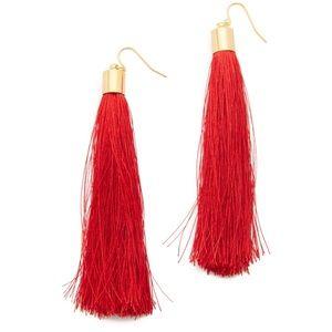Adia Kibur Jewelry - Adia Kibur Zoe tassel earrings