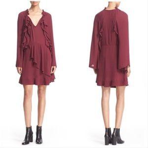 IRO Dresses & Skirts - IRO Jersey Drape Dress