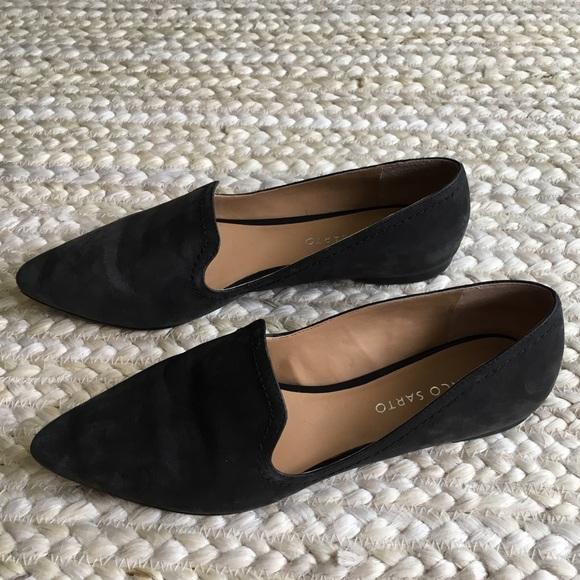 Franco Sarto Pointed Toe Flats