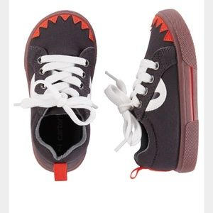 Carter's Other - Monster Sneakers 6T