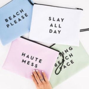 Milly Handbags - Milly Slay All Day Pouch