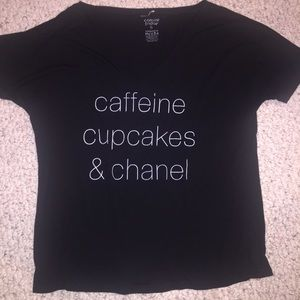 Casual Friday Wildfox tee shirt small