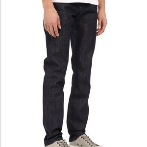 Naked & Famous Denim Other - naked and famous weird guy indigo selvedge