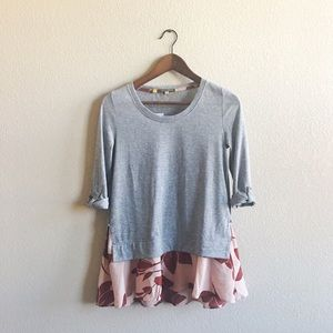 Anthropologie Top by Little Yellow Button